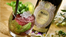 "Masi, storica azienda veronese produttrice di famosi Amarone della Valpolicella come il Costasera, ha presentato a God Save The Wine, il ""Mojito degli Angeli"", un cocktail inedito davvero speciale che..."