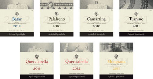 labels querciabella