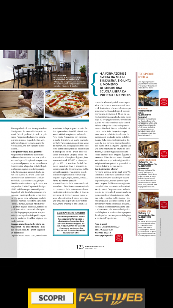 Business People novembre 2015 franco pepe pag 123