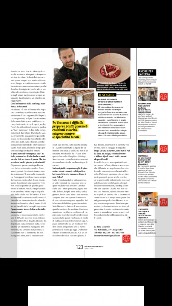 del degan business people marzo 2016 pag 123