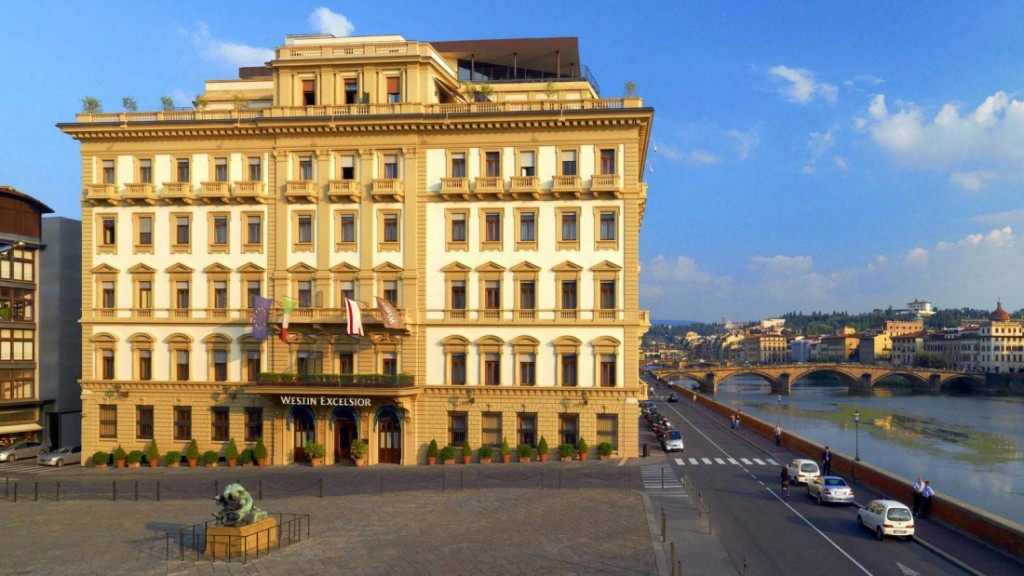 The_Westin_Excelsior_Florence_Facade